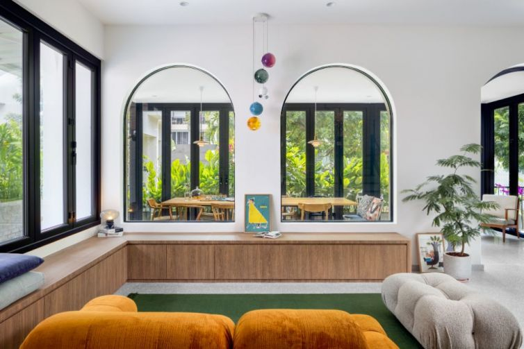 The Arch House<br><span>Landed | Contemporary Minimalism Style</span>